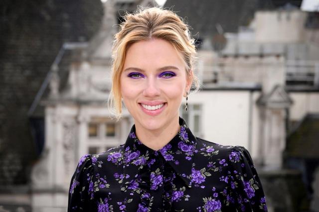 Scarlett Johansson - người đẹp lận đận tình duyên