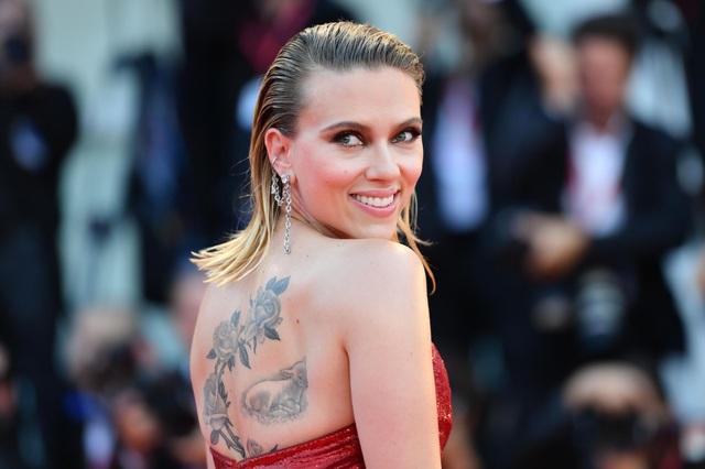 Scarlett Johansson - người đẹp lận đận tình duyên - 3