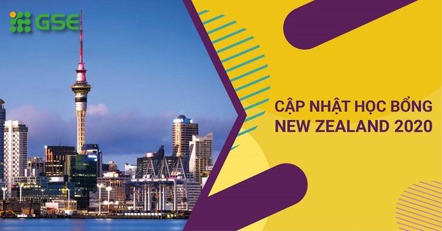 Cập nhật danh sách học bổng du học New Zealand năm 2020 - 1