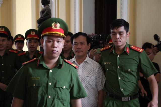 Bị cáo Nguyễn Hữu Linh đề nghị giám đốc thẩm - 7
