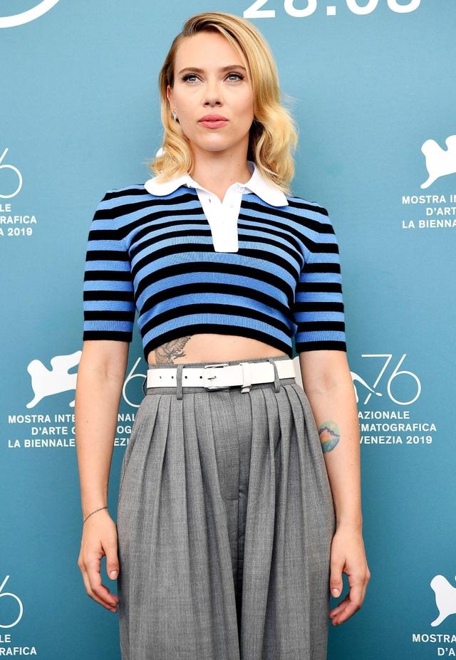 Scarlett Johansson - người đẹp lận đận tình duyên - 5