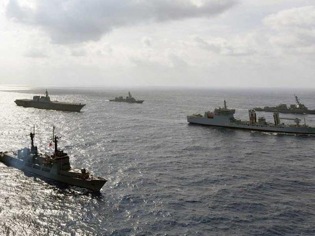 Ấn Độ âm thầm gia tăng sự hiện diện ở biển Đông - 1