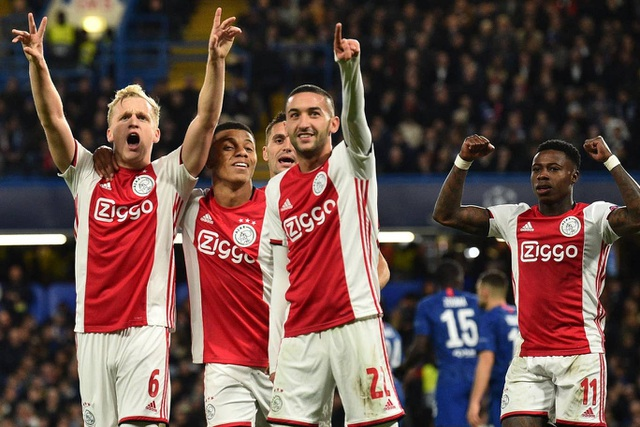 Những khoảnh khắc trong trận hòa đầy kinh ngạc giữa Chelsea và Ajax - 11
