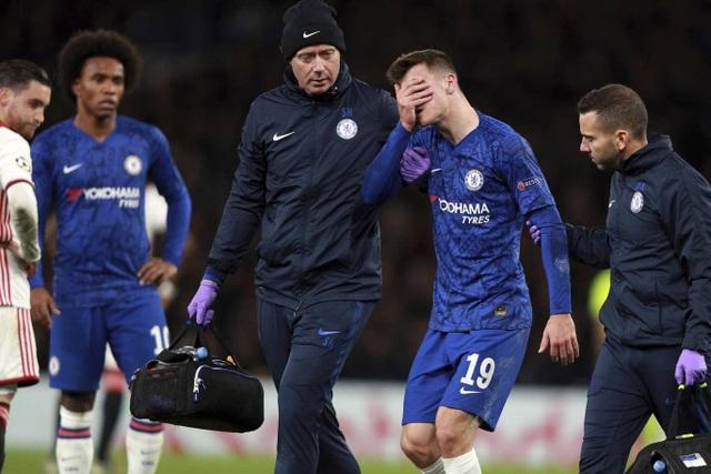 Những khoảnh khắc trong trận hòa đầy kinh ngạc giữa Chelsea và Ajax - 12