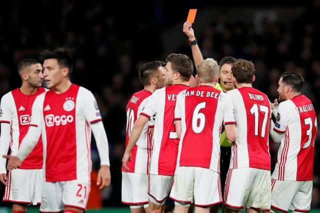 Những khoảnh khắc trong trận hòa đầy kinh ngạc giữa Chelsea và Ajax - 16