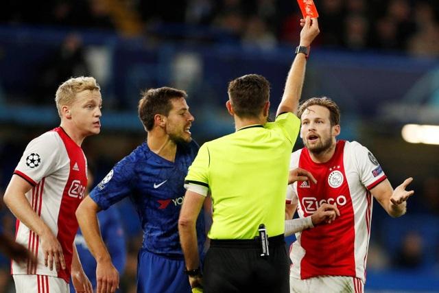 Những khoảnh khắc trong trận hòa đầy kinh ngạc giữa Chelsea và Ajax - 17