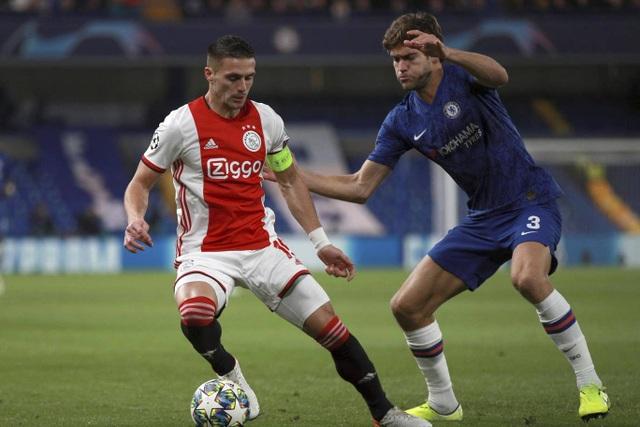Những khoảnh khắc trong trận hòa đầy kinh ngạc giữa Chelsea và Ajax - 2