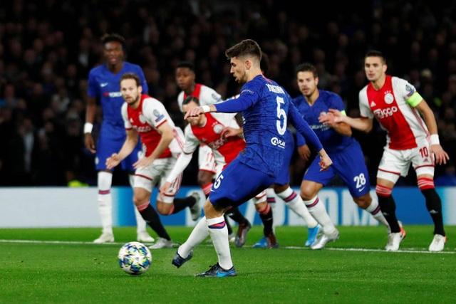 Những khoảnh khắc trong trận hòa đầy kinh ngạc giữa Chelsea và Ajax - 4