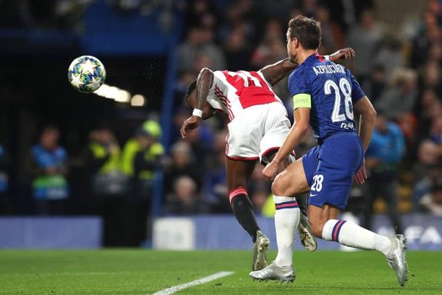 Những khoảnh khắc trong trận hòa đầy kinh ngạc giữa Chelsea và Ajax - 7