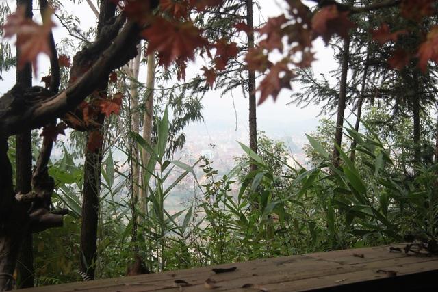 """Những hình ảnh bên trong công trình """"bí ẩn"""" trên núi ở Lạng Sơn - 8"""