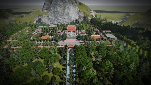 Dự án chùa Lũng Cú sẽ được bàn giao cho Giáo hội Phật giáo Hà Giang quản lý - 2