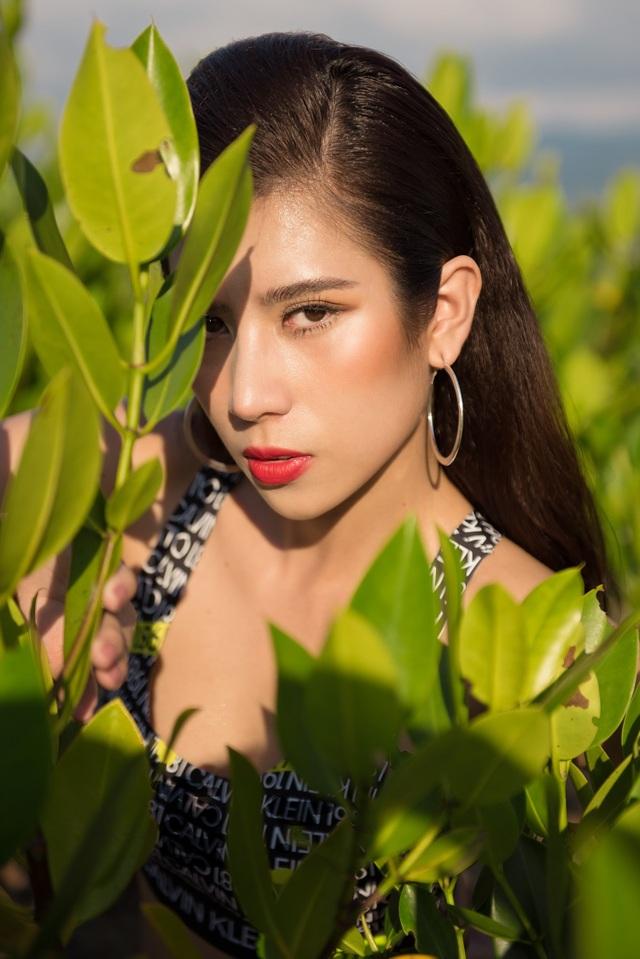 Hoa hậu Du lịch Quốc tế 2019 diện bikini khoe dáng   - 7