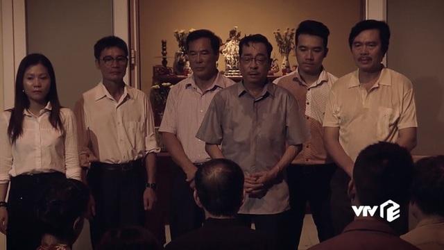"""NSND Hoàng Dũng """"gai người"""" khi diễn trước 9 chiếc quan tài trong phim """"Sinh tử"""" - 1"""