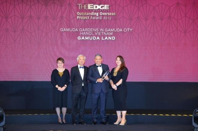 Gamuda Gardens nhận giải thưởng tại The Edge Malaysia Property Excellence Awards 2019 - 1