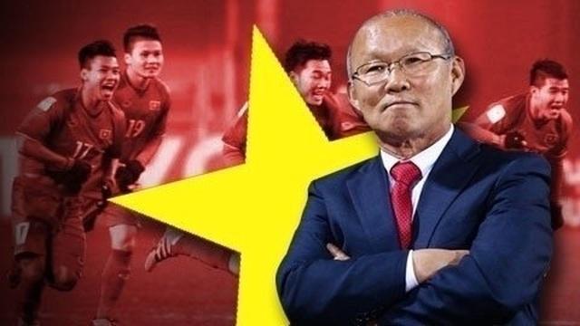 """Báo Hàn Quốc: """"HLV Park Hang Seo là huyền thoại bóng đá Việt Nam"""" - 1"""