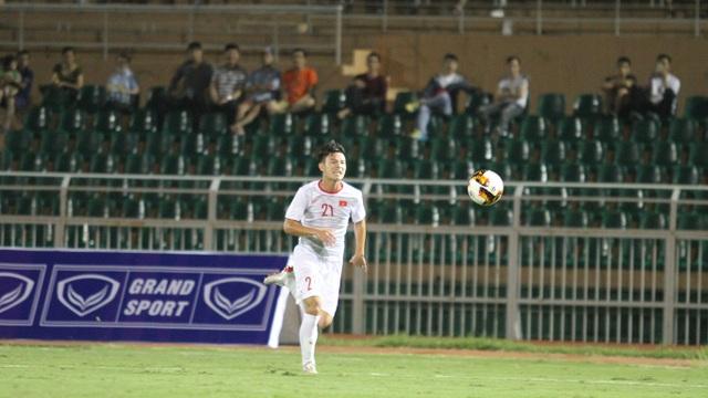 Khán đài sân Thống Nhất vắng vẻ trong ngày U19 Việt Nam thắng đậm Mông Cổ - 6