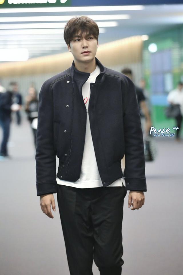"""Lee Min Ho """"đốn tim"""" người hâm mộ với vẻ ngoài """"cực phẩm"""" - 9"""
