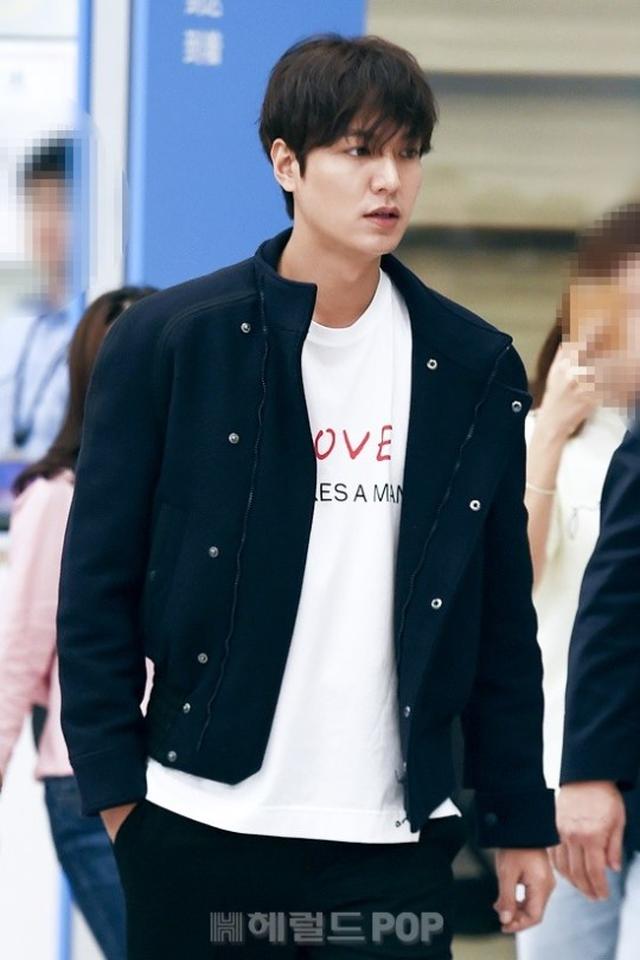 """Lee Min Ho """"đốn tim"""" người hâm mộ với vẻ ngoài """"cực phẩm"""" - 10"""
