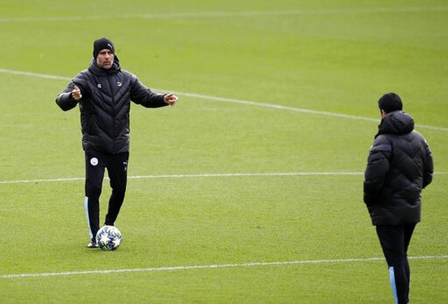 Man City tự tin lấy tấm vé sớm vượt qua vòng bảng Champions League - 2