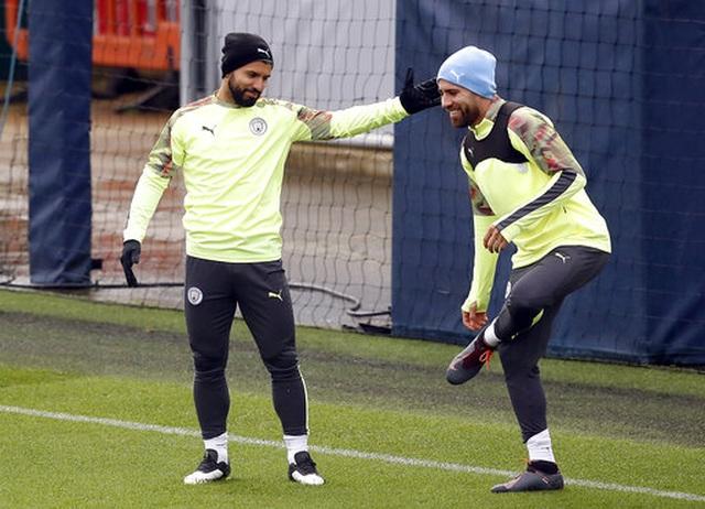 Man City tự tin lấy tấm vé sớm vượt qua vòng bảng Champions League - 4