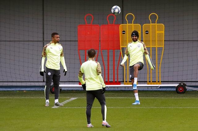 Man City tự tin lấy tấm vé sớm vượt qua vòng bảng Champions League - 7
