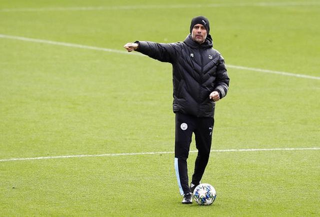 Man City tự tin lấy tấm vé sớm vượt qua vòng bảng Champions League - 8