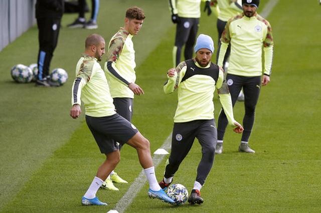 Man City tự tin lấy tấm vé sớm vượt qua vòng bảng Champions League - 12