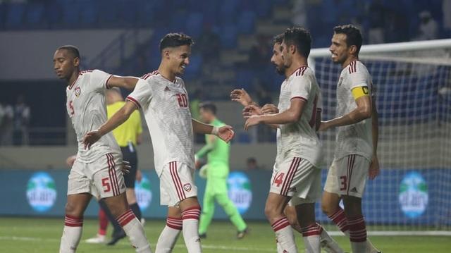 """UAE triệu tập """"lão tướng"""" có duyên ghi bàn vào lưới Việt Nam - 1"""