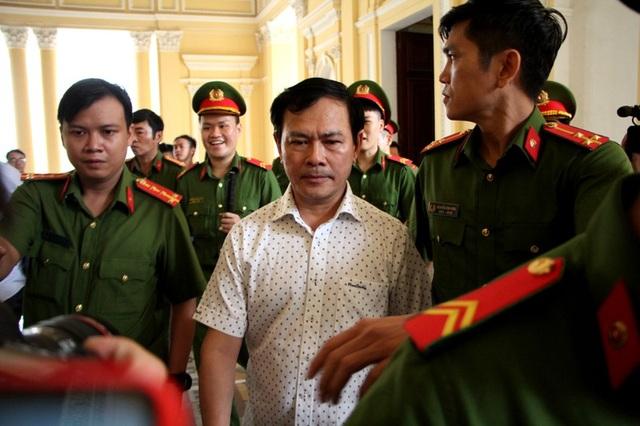 Bị cáo Nguyễn Hữu Linh đề nghị giám đốc thẩm - 8