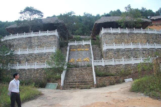 """Những hình ảnh bên trong công trình """"bí ẩn"""" trên núi ở Lạng Sơn - 9"""