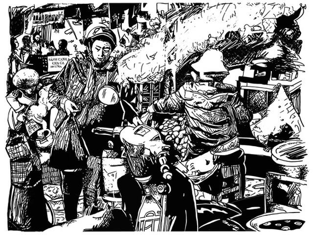 Phố Bên Đồi đưa Dốc Nhà Làng Đà Lạt Vào miền nghệ thuật - 6