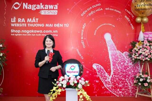 Phát triển thương mại điện tử, Nagakawa chính thức gia nhập cuộc chơi 4.0 - 3