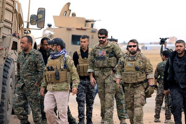"""Mỹ có thể xây 2 căn cứ quân sự lớn gần """"vựa dầu mỏ"""" Syria - 1"""