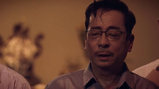 """NSND Hoàng Dũng """"gai người"""" khi diễn trước 9 chiếc quan tài trong phim """"Sinh tử"""" - 3"""