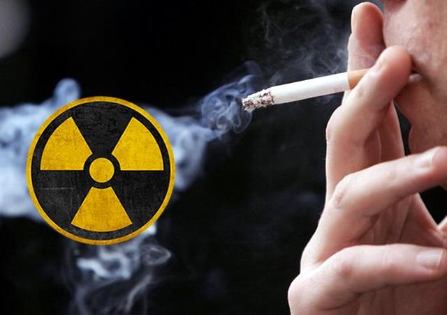 Chất phóng xạ trong thuốc lá: Mối nguy hiểm với cả người không ngửi khói thuốc - 4
