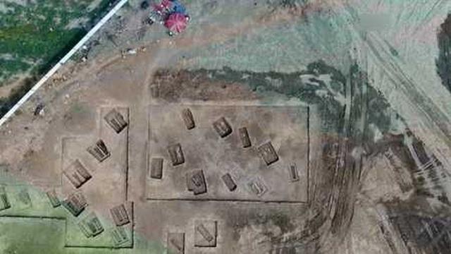 Trung Quốc: Tìm thấy ngôi mộ cổ từ thời Xuân Thu Chiến Quốc - 2