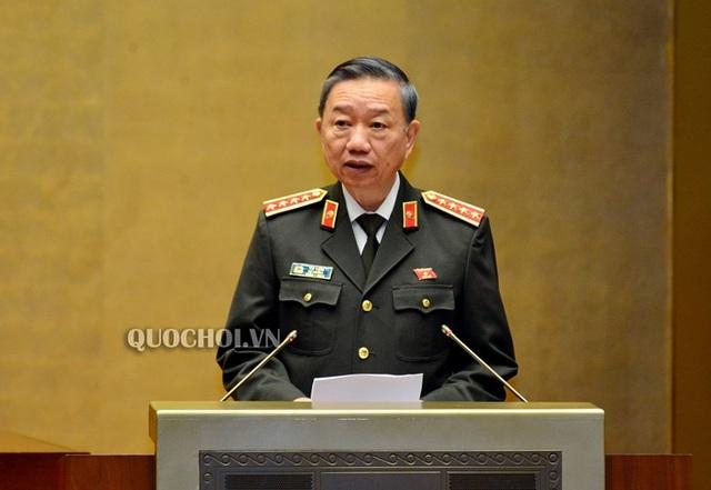 Đại tướng Tô Lâm: Sắp xét xử vụ án đóng tàu vỏ thép rởm cho ngư dân - 1