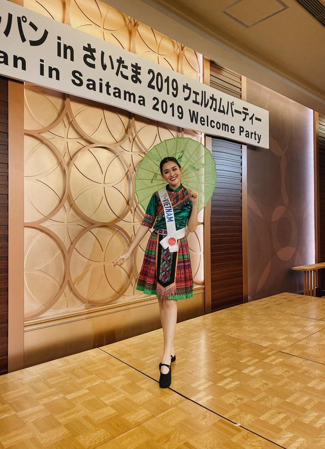 """Tường San mặc đồ dân tộc, nhảy """"Để Mị nói cho mà nghe"""" tại Nhật Bản - 3"""