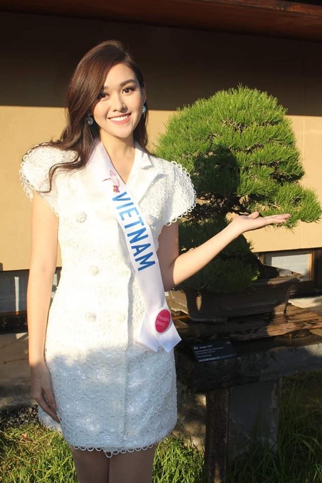 """Tường San mặc đồ dân tộc, nhảy """"Để Mị nói cho mà nghe"""" tại Nhật Bản - 1"""