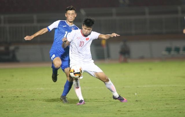 U19 Việt Nam có đặt mục tiêu thắng đậm U19 Guam? - 1