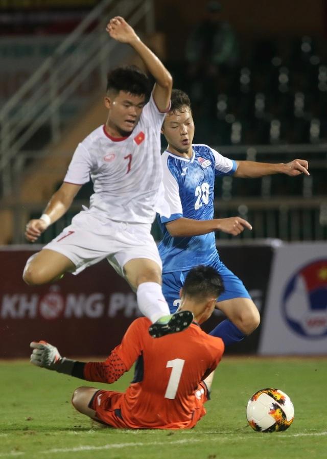 U19 Việt Nam có đặt mục tiêu thắng đậm U19 Guam?