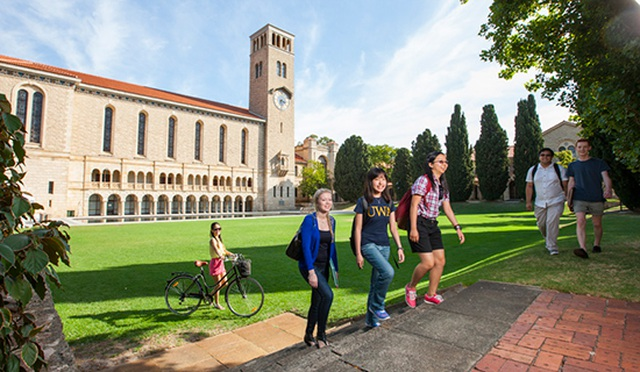 ĐH Tây Úc: Học bổng đến AU$30.000 – 45.000 bậc ĐH, Thạc sĩ và toàn phần bậc Tiến sĩ - 5