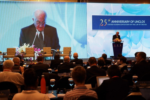 Quyền lịch sử của Trung Quốc tại Biển Đông không phù hợp với UNCLOS 1982 - 1