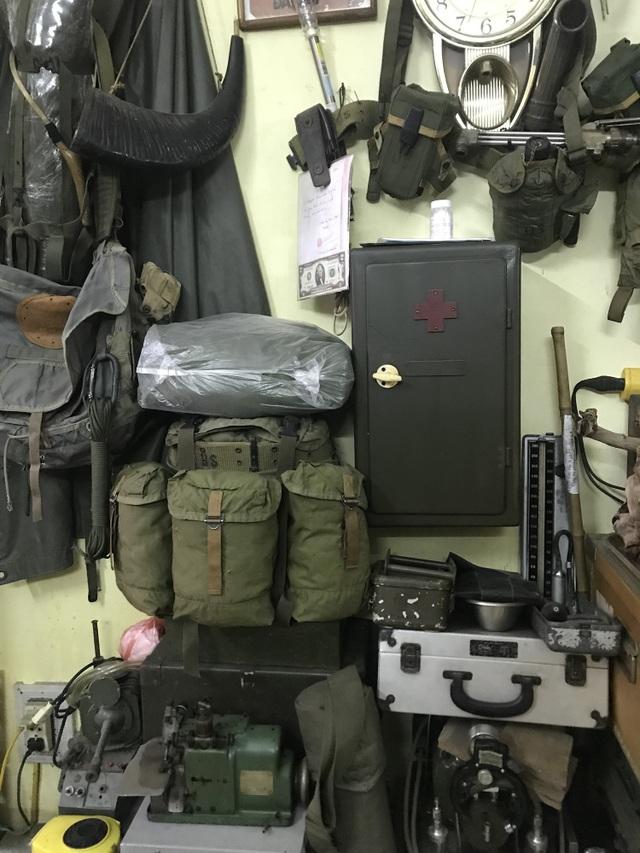 """Cận cảnh dàn loa quân đội độc nhất vô nhị của """"tay chơi"""" phố cổ - 10"""