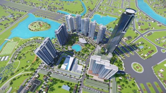 Ra mắt tòa HR3 Eco Green Saigon - Tòa căn hộ giữa lòng công viên - 1