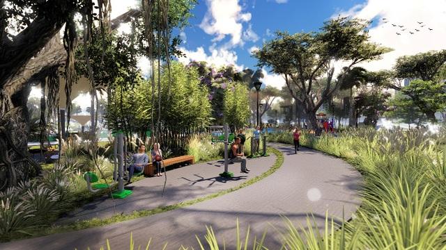 Ra mắt tòa HR3 Eco Green Saigon - Tòa căn hộ giữa lòng công viên - 3