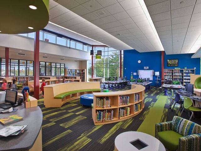 4 thư viện trường học phá cách truyền cảm hứng học tập - 3
