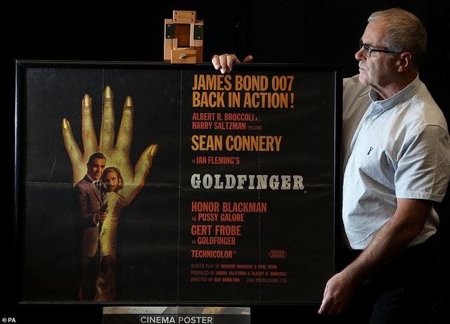 """500 bức poster phim """"Điệp viên 007"""" có giá 7,5 tỷ đồng - Ảnh minh hoạ 5"""