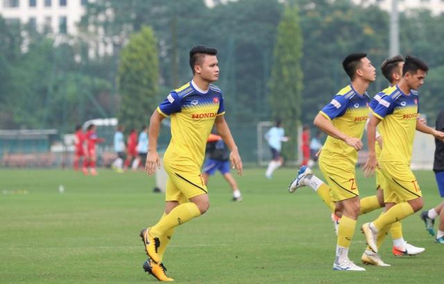 Cúp Chiến thắng 2019: HLV Park Hang Seo, Quang Hải sáng cửa giành giải - 1