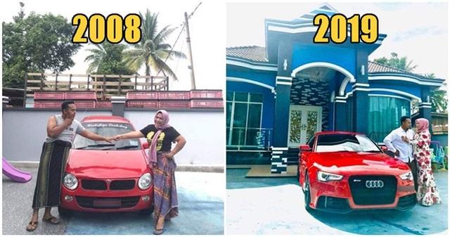 8 năm kiên trì bán gà, vợ mua ô tô Audi 1,4 tỷ đồng tặng chồng làm cả làng lác mắt - 11